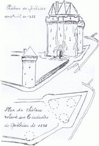 Château de Québriac